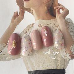春色くすみnail♡ @pregelofficial ミューズ M042・M178・M179・M188 ライナー05・22・09・14 ✴︎ ✴︎ ✴︎ 誰でも購入できる♡ジェル・パーツショップはこちらです👉@joyartofficial ✴︎ ✴︎… Cute Toe Nails, Cute Nail Art, Gel Nail Art, Gel Nails, Short Nail Designs, Nail Art Designs, Japan Nail, Korean Nail Art, Gel Nagel Design