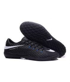 Nike Hypervenom Phelon III TF NA UMĚLÝ POVRCH Černá Stříbro Muži Trainers