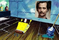 """When I found out that """"Narcos"""" actor Wagner Moura just studied Spanish for his role."""