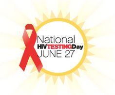 National HIV Testing Day (NHTD) is a reminder that when you know your HIV status, you can take care of yourself and your partners. HIV testing is recommended, it's empowering, and it's easy. Have you been tested?