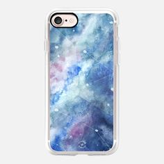 Connecting Stars iPhone Case by Wonder Forest