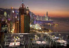 ToTT's and Roof Terrace - international cuisine, alfresco dining, live music & spectacular views - The Excelsior Hong Kong, by Mandarin Oriental Hotel Group Terrace Restaurant, Rooftop Terrace, Restaurant Offers, Excelsior Hotel, Discover Hong Kong, Victoria Harbour, Mandarin Oriental, Stunning View, Beautiful