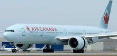 Desvían avión de Air Canada en EU tras pasajero intentar abrir una puerta