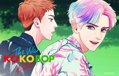 ImageFind images and videos about exo, chanyeol and sehun on We Heart It - the app to get lost in what you love. Kpop Exo, Chanyeol Kokobop, Exo Kokobop, Kpop Anime, Anime Gifs, Chanbaek Fanart, Kpop Fanart, Ko Ko Bop, Exo Fan Art