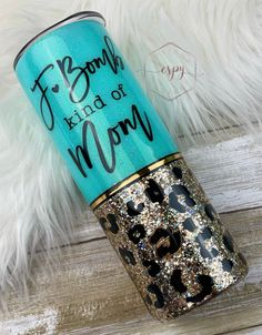 Excited to share this item from my #etsy shop: Cheetah tumbler/glitter dipped/gift for her/stainless steel Glitter Tumblr, Cup Design, Tumbler Cups, Cheetah Print, Epoxy, Dips, Gifts For Her, Stainless Steel, Fancy