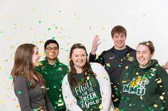 Happy 120th Birthday, Northern Michigan University! 🎉 Welcome Students, Homecoming Week, Northern Michigan, School Spirit, Christmas Sweaters, University, Birthday, Happy, Birthdays
