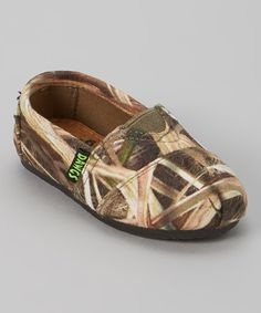 Take a look at the Mossy Oak Kaymann Slip-On Shoe on #zulily today!