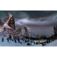 MOUNT CRUMPET!