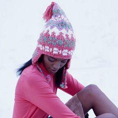 Peruvian Hat  free pattern ♥ 4000 FREE patterns to knit ♥ http://pinterest.com/DUTCHYLADY/share-the-best-free-patterns-to-knit/