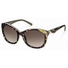 33a6d2d9a0fb Foxy New Just Cavalli Women s Butterfly Sunglasses Tortoise Frames with  Studded Temple Arms