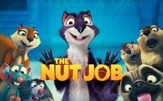 The Nut Job Team