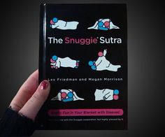 The Snuggie Sutra | DudeIWantThat.com