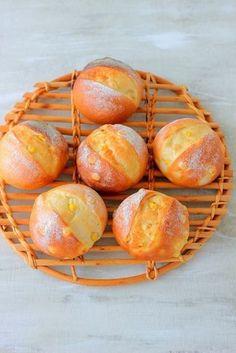 """ほんのり甘いコーンパン♪ - はじめてでも簡単♪あいりおーの""""毎日つくりたくなる""""おうちパン レシピブログ -料理ブログのレシピ満載!"""