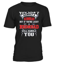 60+ Sold Redhead will handle You  #papagift #papa #photo #image #idea #shirt #tzl #gift #Onkel