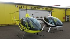 CH77 Ranabot Helicopters