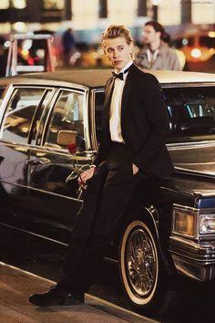Austin Butler as Sebastian Kydd