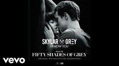 🔥🔥🔥🔥💏🔥🔥🔥🔥🔥💋💋💋💋💋💋💋💋💋Skylar Grey - I Know You (Fifty Shades Of Grey) (Lyric Video) - YouTube