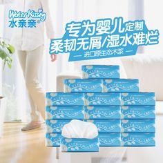 Tissue Paper, Facial Tissue
