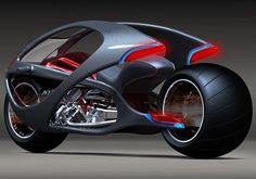 Image detail for -New Hyundai Concept Motorcycles Musculature Inspired by Min Seong Kim ...