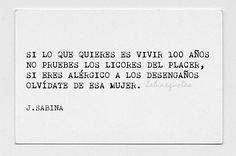 Sabina- pastillas para no soñar