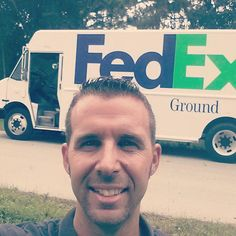 Last day at FedEx Ground!  I worked there for 9 and a half years. Leaving was one of the hardest decisions I've ever had to make. I learned so much from my time there and wouldn't trade it for anything. Met a lot of great people who I hope to stay in contact with. #change is a good thing and Im really excited about my next chapter in my life. Just want to Thank everyone at Fedex that has help me grow