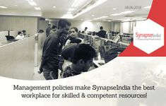 SynapseIndia Management Strategies For Employees Benefits: Management policies make SynapseIndia the best wor...