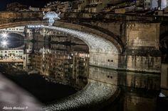 https://flic.kr/p/BrJPqr | Ponte Santa Trinità Firenze | Ponte Santa Trinita in Florence, in a striking play of light  Ponte Santa Trinità di firenze in un suggestivo gioco di riflessi