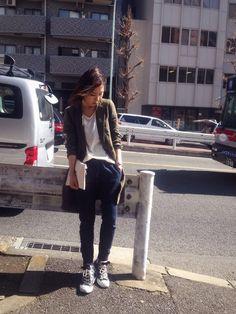 LIFE's#203代官山店|HITOMI HIROTAさんのテーラードジャケット「リネンコート」(TODAYFUL|トゥデイフル)を使ったコーディネートです。