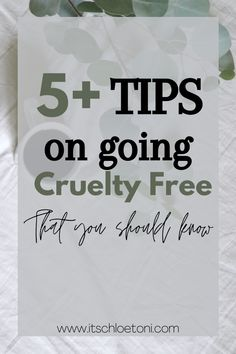 Ready to go cruelty free? 5+ easy tips to switch to cruelty free skincare and makeup. And how to know what brands are cruelty free. #noanimaltesting #crueltyfreetips #crueltyfree #crueltyfreecosmetics Cruelty Free Kitty, Everything All At Once, Body Lotions, Pick One, How To Know, Loreal, Helpful Tips, Makeup Yourself, Have Fun