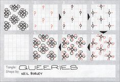#Queeries #zentangle #perfectly4med