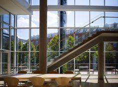 Chesapeake Building 12 - Picture gallery #staircases #glass