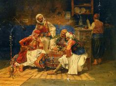 Middle East Chess Players, Albert Joseph Franke