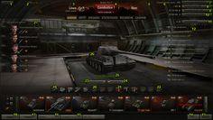 Garage | Jeu | World of Tanks