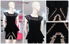 #moda #falda #brillos #glitters #lentejuelas #fashion
