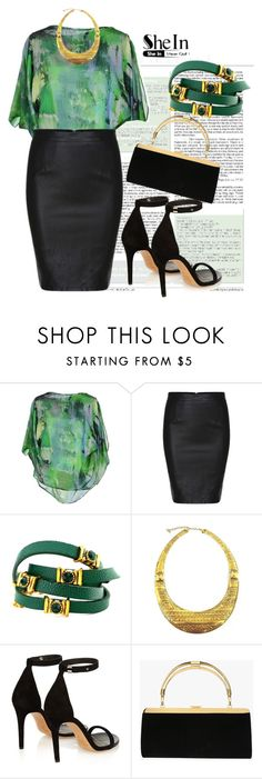 """""""BOHEMIAN"""" by bianca-2904 ❤ liked on Polyvore featuring Plein Sud, Isabel Marant and Balmain"""