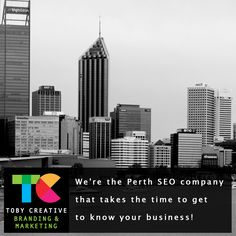 We're the Perth SEO company that takes the time to get to know your business!  Toby Creative - Branding & Marketing.   Phone (08) 9386 3444 or visit https://tobycreative.com.au/perth-seo/   #tobycreative #brandingperth #marketingperth #seoperth #socialmediaperth #webdesignperth