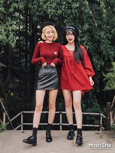 Korean Fashion Trends you can Steal – Designer Fashion Tips Korean Fashion Trends, Korean Street Fashion, Korea Fashion, 80s Fashion, Asian Fashion, Look Fashion, Fashion Online, Girl Fashion, Fashion Outfits