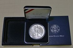 1994-s Premier SILVER Proof Set Coins in Mint Made Custom Display Box