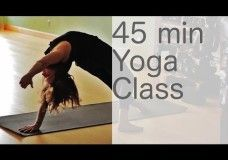 Vinyasa Yoga Workout