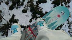 The snow. Love the memories