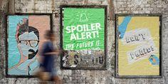 Spoiler alert! The future is…