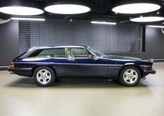 "This 1983 Jaguar XJS underwent a shooting brake ""Eventer"" conversion by Lynx sometime after 1992."