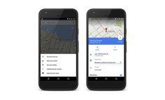 #Mapas #android #aparcar Google Maps para iOS y Android ya recuerda el lugar en el que hemos aparcado