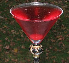 Woo Woo ~  The Woo Woo is a fruity tasting blend of peach and cranberry that can be served as a shot, a Martini, or over the rocks!