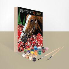 Kentucky Derby Kit: Run for the Roses - Easy 123 Art