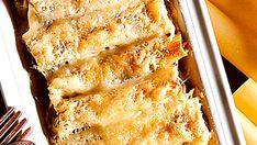 Cannelloneiksi kutsutaan sekä paksuja pastaputkia että niistä valmistettavaa ruokaa. Italialainen sana cannelloni tarkoittaa myös putkea. Putket täytetään, laitetaan vuokaan, peitetään kastikkeella ja gratinoidaan uunissa. Erittäin italialaista.