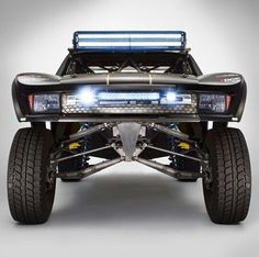 Ford Raptor trophy truck