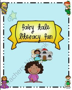Fairy Tale Pack that includes many comprehension strategies.  Teachers Notebook