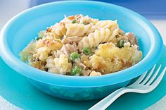 This quick tuna mornay pasta dish is laced with creamy white sauce to please young and old alike.