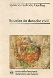 ESTUDIOS DE DERECHO CIVIL
